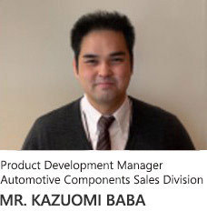 Product Development Manager<br />